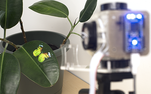 3D Printed Sensor Reflector